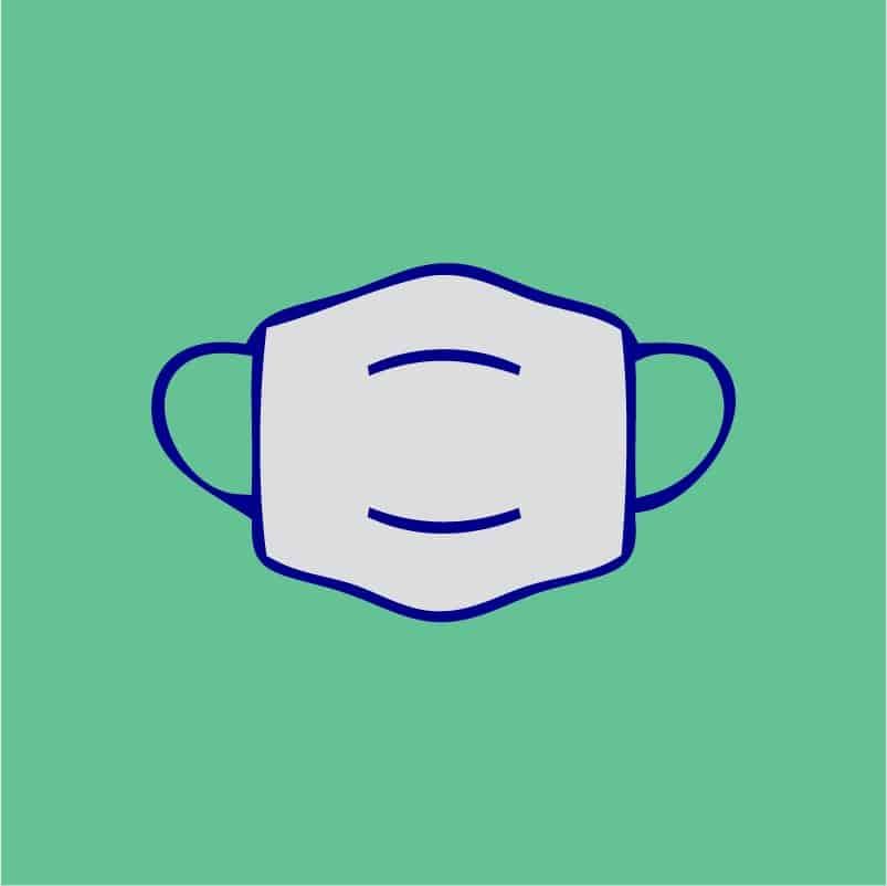 reusable face mask BOE
